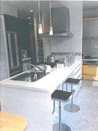 A.対面システムキッチン